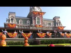 Magic Kingdom Opening Show - Magic Kingdom - 2008 - Video Mansions, The Originals, House Styles, World, Youtube, Manor Houses, Villas, Mansion, The World