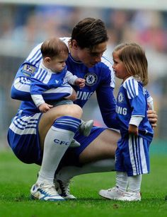 father.  -- I died of cuteness again. The Torres Family is always a pleasure to watch.    Awww, cry no more. Papa is with you.