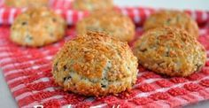 Sesame Cookies Recipe, How To, Cookie Recipes Tea Time Snacks, Cookie Recipes, Dessert Recipes, Desserts, Recipe For Sesame Cookies, Food Words, Turkish Recipes, Cake Cookies, Baked Goods