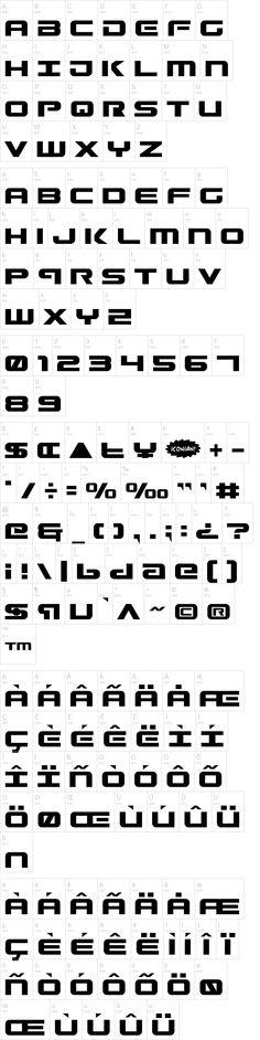 Download & Install Free Weird Science NBP Font – Weird ...