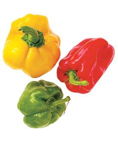 Bell Peppers | Make the most of the season's fleeting pleasures.