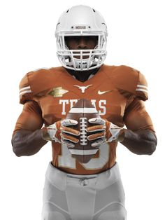 7941d7964f21 2013 Texas Longhorns Nike Pro Combat Uniforms for the Red River Rivalry  Football Outfits