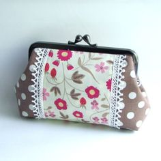 Frame Pouch - Mirabelle