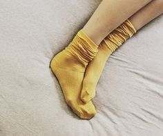 yellow socks on grey days Yellow Socks, Velma Dinkley, Foto Blog, Barbara Gordon, Photocollage, Foto Art, Mellow Yellow, Color Yellow, Happy Colors
