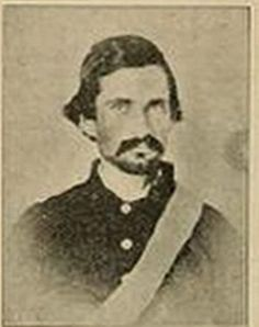 Confederate Surgeon, Dr. Fielding Pope Sloan, shot while attempting to aid wounded during the Battle of Franklin, Tennessee.