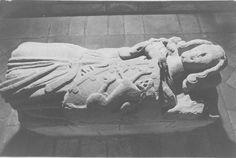 tombeau d'Alain de Vitré, dit de Dinan Bretagne ; Côtes-d'Armor ; Tréguier