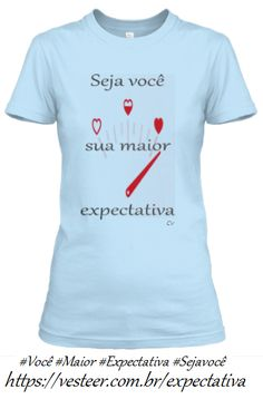 #Você #Maior #Expectativa #Sejavocê