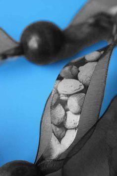 """Foto del collar """"frutos secos"""""""