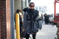 Street Style: The 40 Most Wildly Stylish Looks From New York Fashion Week So Far