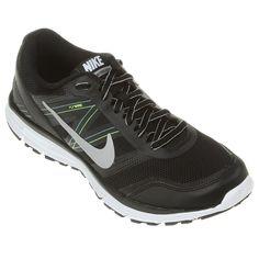 b94e60b59 Tênis Nike Lunar Forever 4 - Preto e Prata