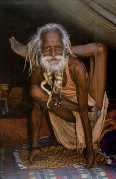 ha! indian yogi