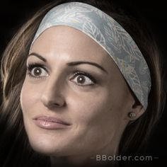 Be the bold, beautiful you in a Bolder Band Headband.