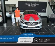 Congratulations to Mrs. Wernich on purchasing her We thank you and wish you many happy miles ahead from sold by Ryno - 044 802 Daimler Ag, Certified Pre Owned, Luxury Cars, Mercedes Benz, Congratulations, Automobile, Happy, Things To Sell, Fancy Cars