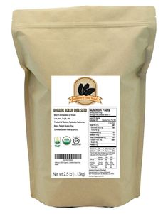 Anthony's Organic Chia Seeds 2.5lbs, Certified Gluten-Free, Non-GMO >>> Click on the image for additional details.