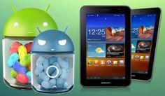 CyanogenMod bringt Jelly Bean auf Samsung's 7-inch Galaxy Android Tablet - http://www.mrmad.de/cyanogenmod-bringt-jelly-bean-auf-samsungs-7-inch-galaxy-android-tablet-1805  Das betagte Galaxy Tab 7 hat dank der CyanogenMod 10.1 Nightly Rom ein inoffizielles Update auf Android 4.2.2 Jelly Bean erhalten. Basierend auf dem Android open Source Project hievt die ROM die GT-P1000 Modellversion des Galaxy Android Tablets auf Jelly Bean. Das ist zur Abwechslung eine sinnvolle Sache,