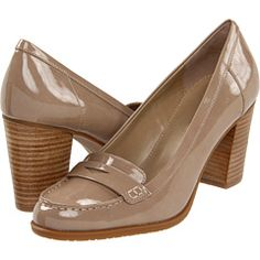 If I had to dress up for work I think these would be the perfect shoe.