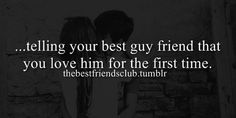 best friend, best guy friend, love, friendship
