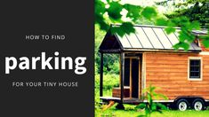 How do you go about finding the perfect spot for your home? In this excerpt from Tiny House Parking, you'll get the best websites to find tiny house parking