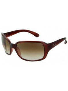 ce202e5344e Ray Ban 4068 829 51 Rectangle Brown Plastic  108.38. Fashion For Eye · RAYBAN  SUNGLASSES