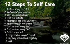 Self care Narcissistic Abuse Recovery