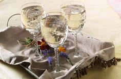 White Cranberry Wine SpritzerTry this tasty recipe from Ocean Spray.