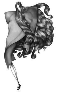 Out & About: Go Figure: New Fashion Illustration Exhibition at the LCF