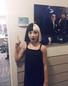 Maddie Ziegler on Ellen 2015