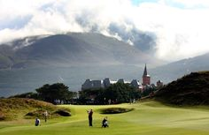 Royal County Down, Newcastle, Northern Ireland Packages You'll find many golf courses with impressive views, but Royal County Down is something else. If you can make the long-haul journey, then you'll experience a magical stretch of dunes running alongside the Irish Sea with the imposing Mourne Mountains in the background. The course is dotted with …