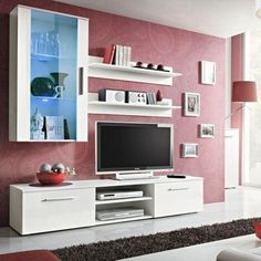 M s de 1000 ideas sobre muebles para tv led en pinterest for Racks y modulares para living