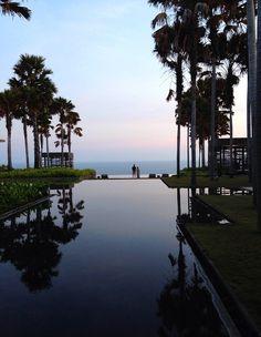 Euriental | fashion & luxury travel | Alila Villas Uluwatu, pool view