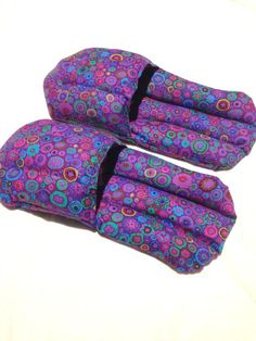 Herbal Foot Warmers Pack Heat Wrap Organic Flax Seed Microwave Therapy Heating Pad Slippers Booties Chamber