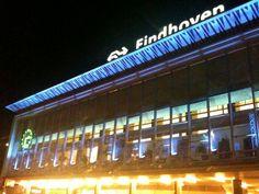 Station Eindhoven nel Eindhoven, Noord-Brabant