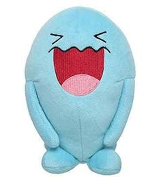 Wobbuffet Sanei Pokemon Series Licensed Collectible Plush