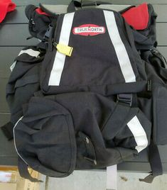 Removable New Generation Fire Shelter case (fits Standard & Large shelter). Features fuseepockets, a fire shelter or SAR case with huge side pockets for water oraccessories and a hydration reservoir pocket. Wildland Firefighter Gear, Fire Suppression System, Fire Hose, True North, Shelter, Ebay