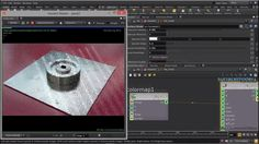 Learn how to create an anisotropic metal shader in Houdini in this video tutorial by Rohan Dalvi https://vimeo.com/109042616 Anisotropic metal shader Aniso