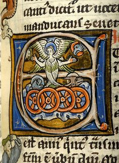 Bible, MS M.969 fol. 305r - Images from Medieval and Renaissance Manuscripts - The Morgan Library & Museum