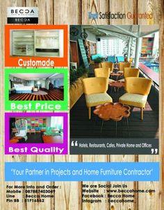 Custom Furniture Contractor