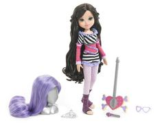 Fashion Doll: Moxie Girlz Jammaz Dollpack Lexa *** Details can be found by clicking on the image.
