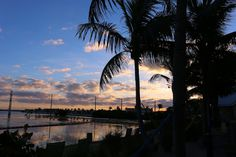 Sunrise from Ibis Bay Resort, Key West, Florida