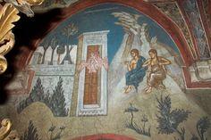 BLAGO | БЛАГО : Дечани : Адам и Ева тугују пред вратима раја