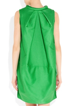Green dress by Victoria by Victoria Beckham