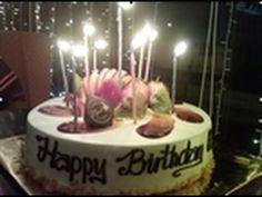 ΕΥΧΕΣ ΓΕΝΕΘΛΙΩΝ - YouTube Happy Birthday, Birthday Cake, Birthday Candles, Diy And Crafts, Desserts, Food, Profile, Movie, Youtube