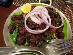 Kerala beef fry - Ente Keralam