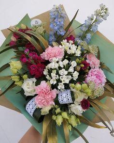 Delphinium, Floral Wreath, Wreaths, Home Decor, Floral Crown, Decoration Home, Door Wreaths, Room Decor, Delphiniums