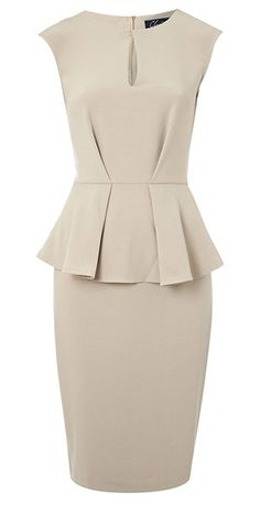 Very chic....love it...think it would be awesome in black or coral