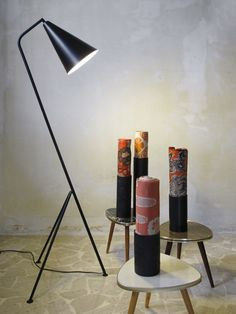 1950s Italian floor lamp - www.capperidicasa.com
