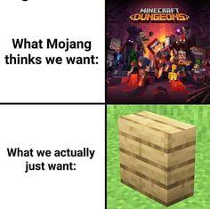Top Funny Memes about Minecraft & Minecraft meme hilarious Humor Minecraft, Minecraft Poster, Craft Minecraft, Video Minecraft, Minecraft Creations, Minecraft Stuff, Minecraft Skins, Minecraft Buildings, Minecraft Comics