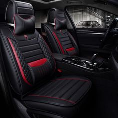 5D Styling Car Seat Cover Car Covers Car Styling for Honda Accord Civic CRV Crosstour Fit City HRV Vezel Series