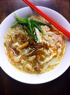 This article features the recipe on how to make Ipoh Sar Hor Fun. In addition, also featured here was my experience at the M Boutique Hotel in Ipoh. Malaysian Cuisine, Malaysian Food, Malaysian Recipes, Ipoh Food, Asian Recipes, Ethnic Recipes, Yummy Recipes, Oriental Recipes, Savoury Recipes