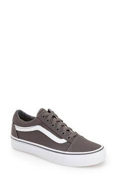Vans+'Old+Skool'+Sneaker+(Women)+available+at+#Nordstrom